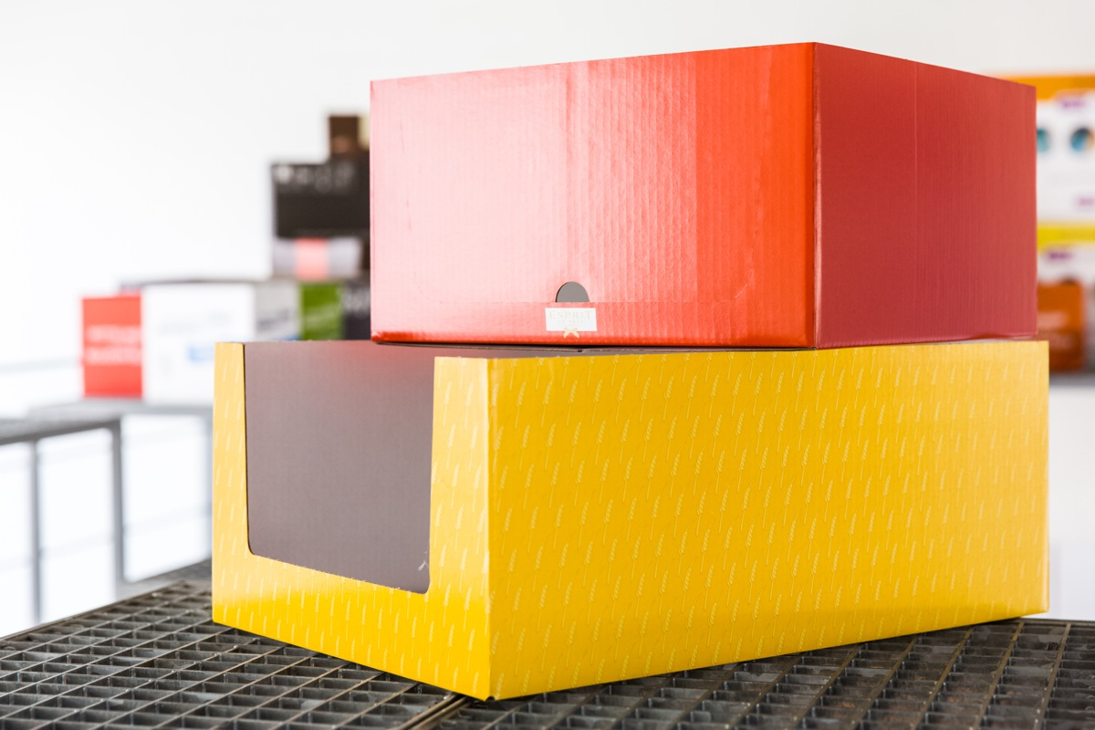 Corrugated packaging: 5 steps towards the perfect packaging
