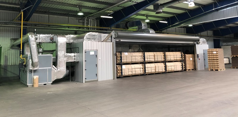 Expansion for Corex in Poland
