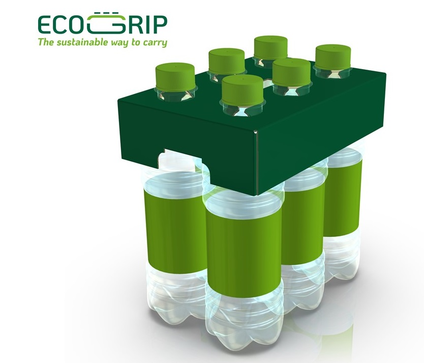 ECOGRIP_the corrugated solution for single use plastic